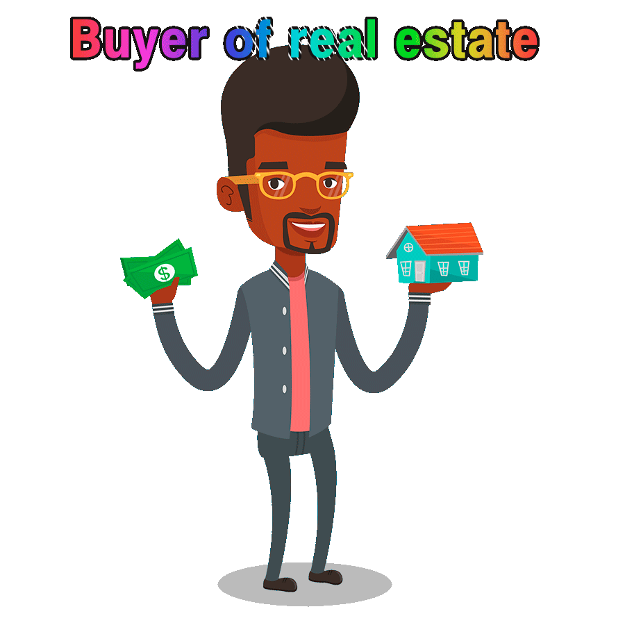 Buyer of real estate